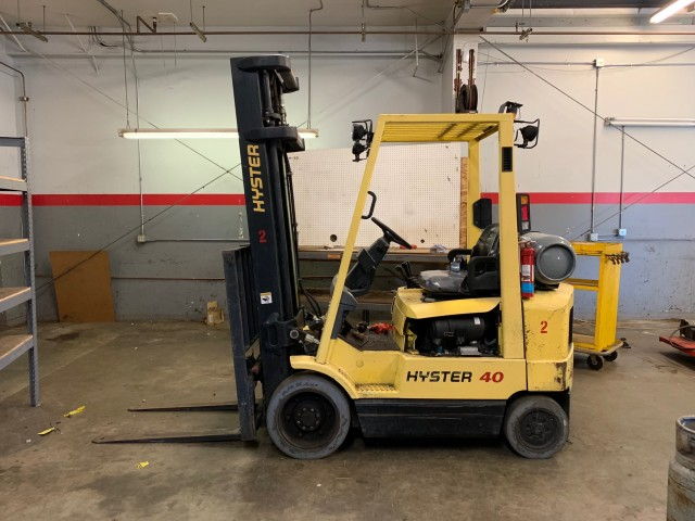 HYSTER S40XM